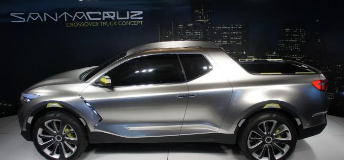 Hyundai Santa Cruz: proche de la production ?