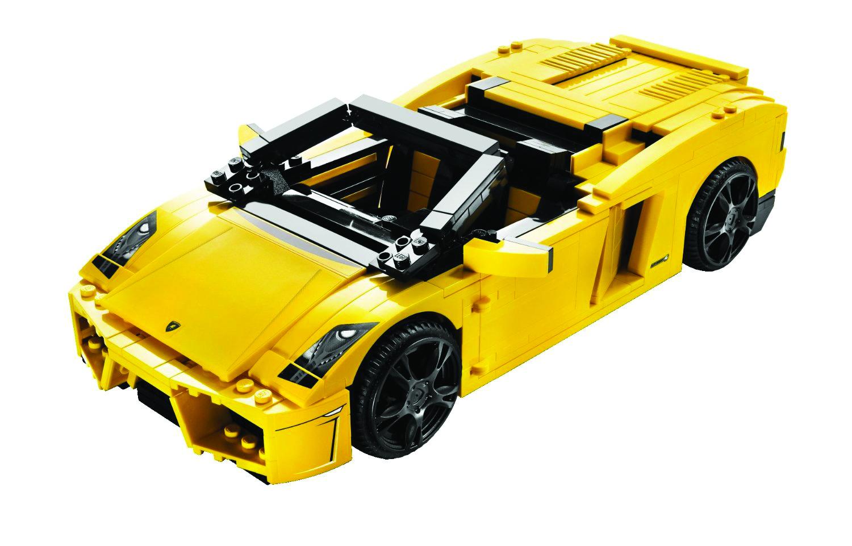 Lamborghini Lego   AutoMedia