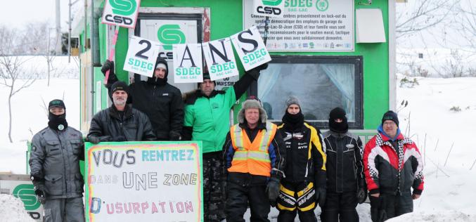Lockout au Saguenay: Portrait d'un conflit