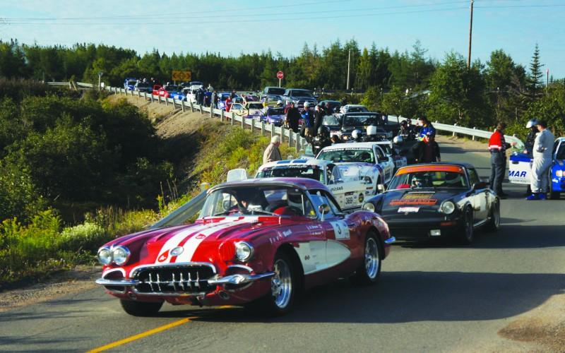 Vivre le rallye Targa de Terre-Neuve… une expérience unique !