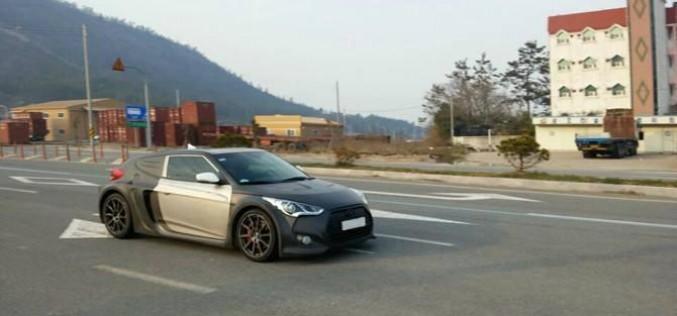 Moteur central pour la prochaine Hyundai Veloster?