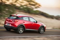 Premier contact avec le Mazda CX-3 2016