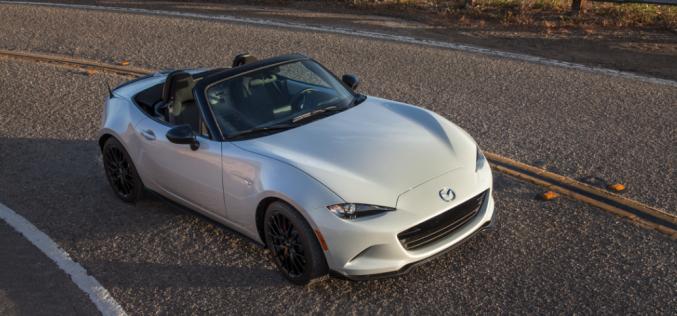 Essai de la Mazda MX-5 2016: Retour aux sources