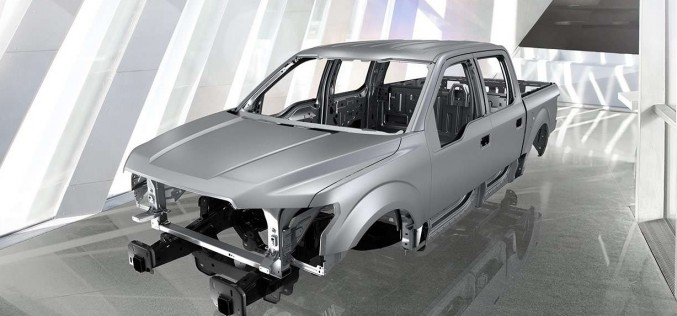 Ford F-150 2015 : Problèmes d'approvisionnement en châssis
