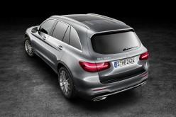 Première mondiale du Mercedes-Benz GLC: l'ancien GLK subit une refonte majeure !