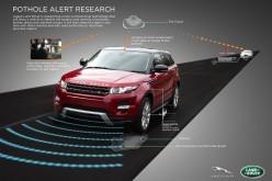 Jaguar Land Rover déclare la guerre aux nids-de-poule