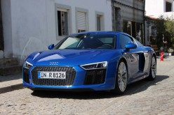 Premier contact Audi R8 2017 : Véritable supervoiture
