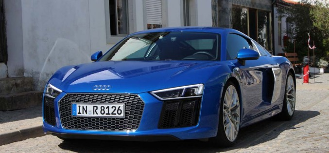Premier contact Audi R8 2017 : Véritable supervoiture
