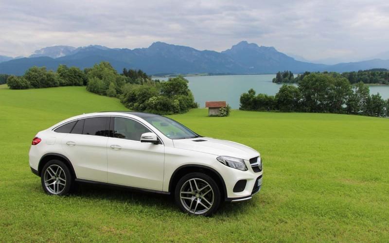 Essai des Mercedes-Benz GLE et GLE Coupé 2016 : Comme nous l'aimons