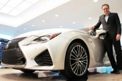 Tête-à-tête avec Cyril Dimitris, directeur gestionnaire Lexus/Scion: Deux marques, une mission