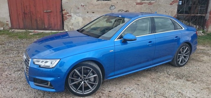 Premier contact Audi A4 2017 : plus techno que ça…