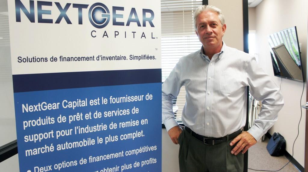 Roy Vandermeer, Next Gear Capital