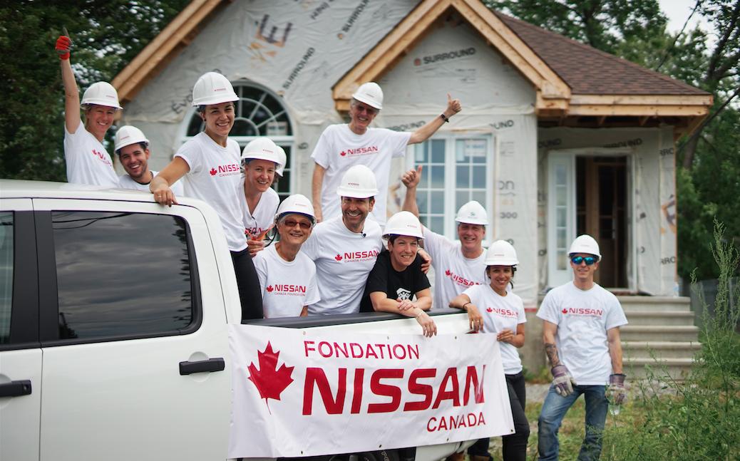 Nissan Habitat pour l'humanité