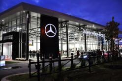 Réouverture de Mercedes-Benz Rive-Sud du groupe Leclerc