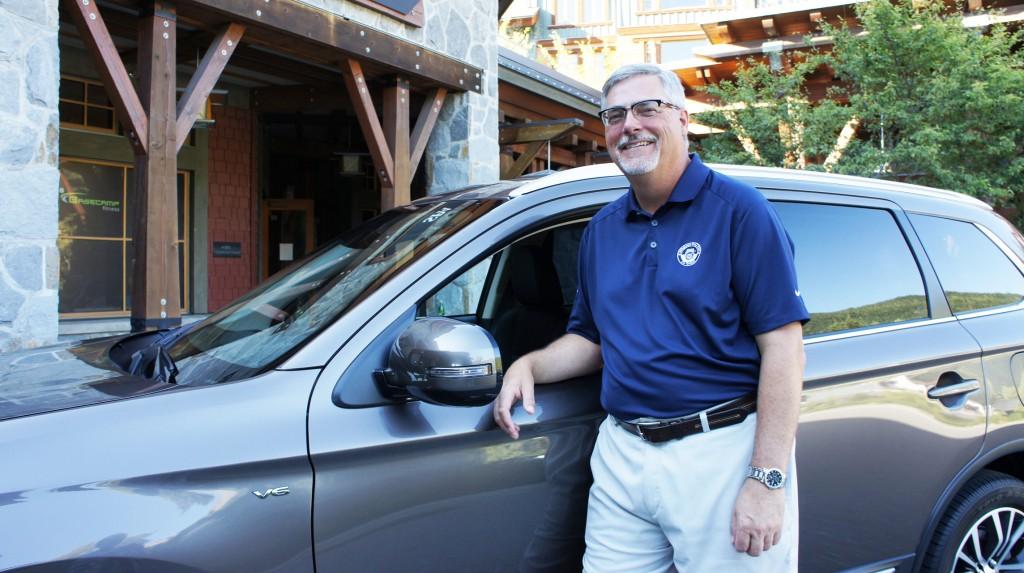 Tony Laframboise, vice-président des ventes et du marketing