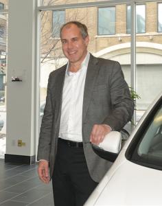Mike Sayig Président de Volkswagen Centre-ville, de Montréal