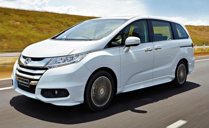 Honda Odyssey Hybride