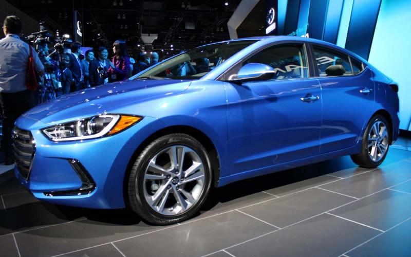 Hyundai lève le voile sur la nouvelle Elantra 2017