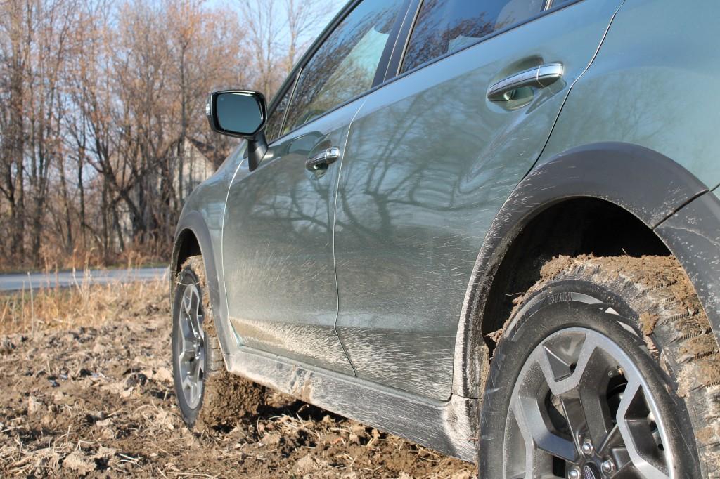 Subaru Crosstrek 2016: Clientèle cible