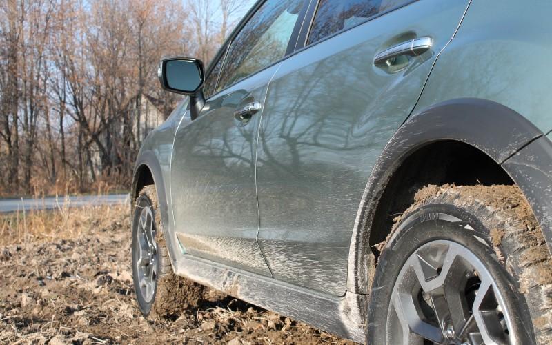 Subaru Crosstrek 2016: De timides changements