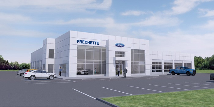 Fréchette Ford, Montmagny
