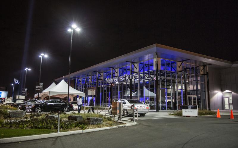 Mercedes-Benz Montréal-Est: 25 millions plus tard
