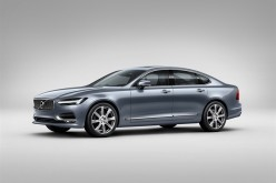 Salon de Detroit – Volvo S90 2017