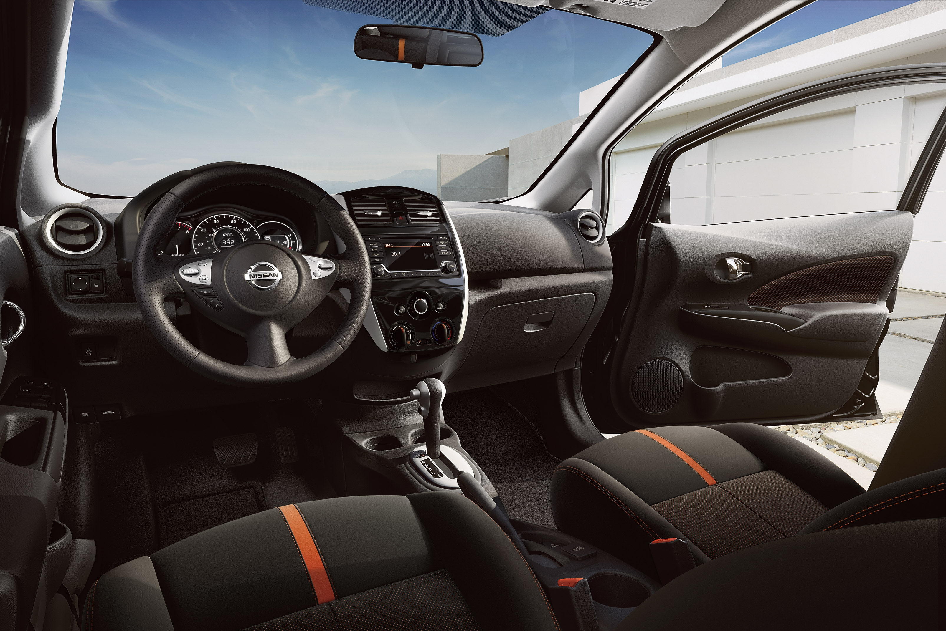 nissan versa note 2016 dominer le march en silence automedia. Black Bedroom Furniture Sets. Home Design Ideas