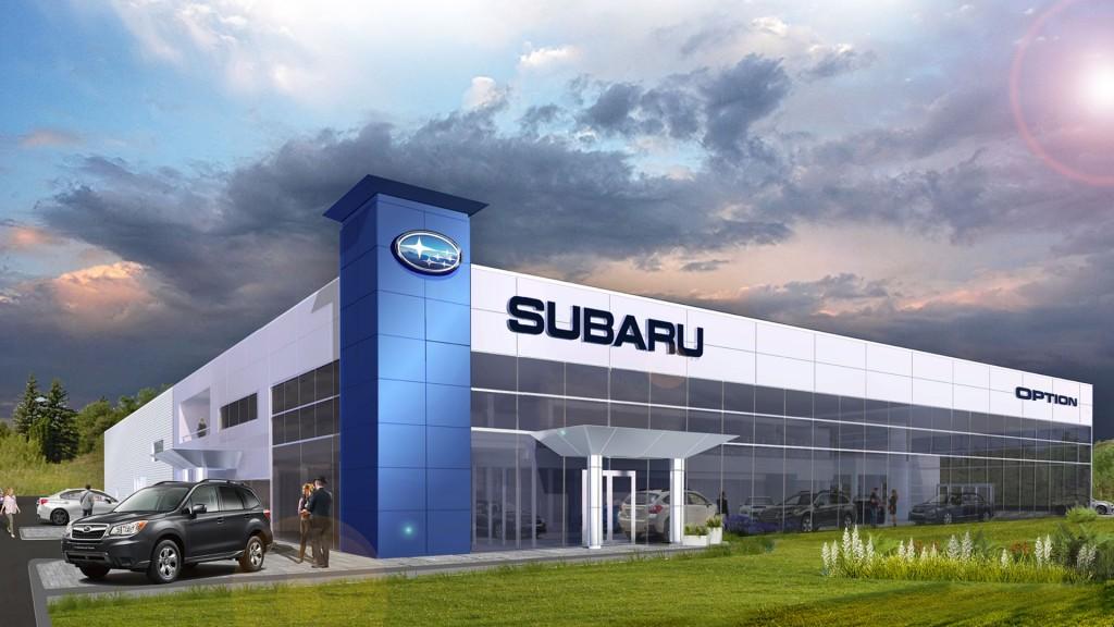 Option Subaru Québec