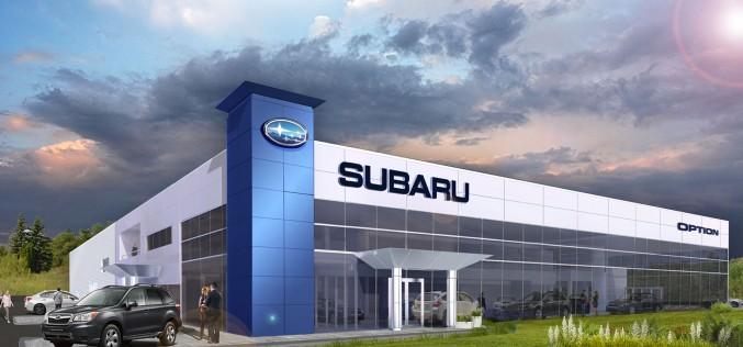 Option Subaru : déménager pour mieux performer