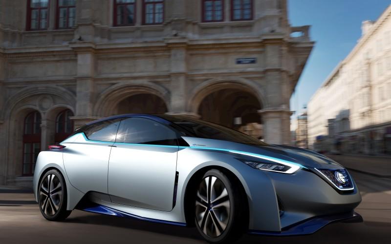 Salon de Détroit – Nissan IDS Concept