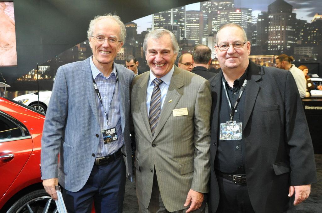 Salon de l'Auto de Montréal 2016