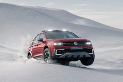 Salon de Détroit – Volkswagen Tiguan GTE Active Concept