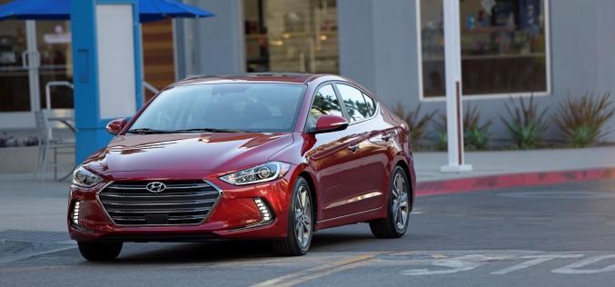Hyundai Elentra 2017: À la conquête du sommet