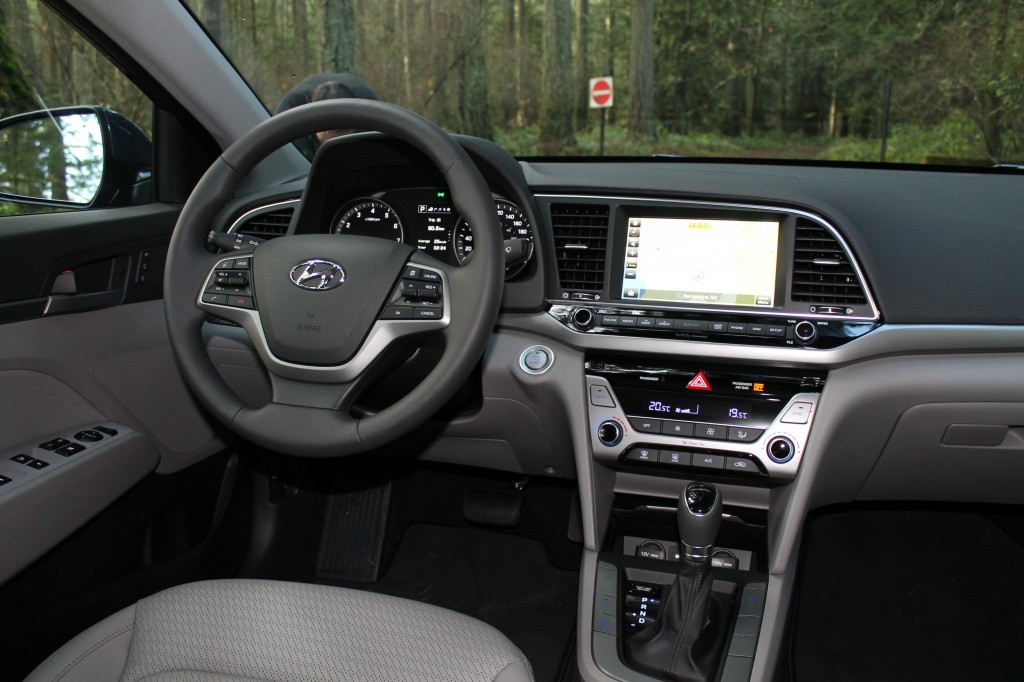 Hyundai Elentra 2017