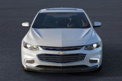 Chevrolet Malibu 2016: Embellie, allongée et hyper connectée
