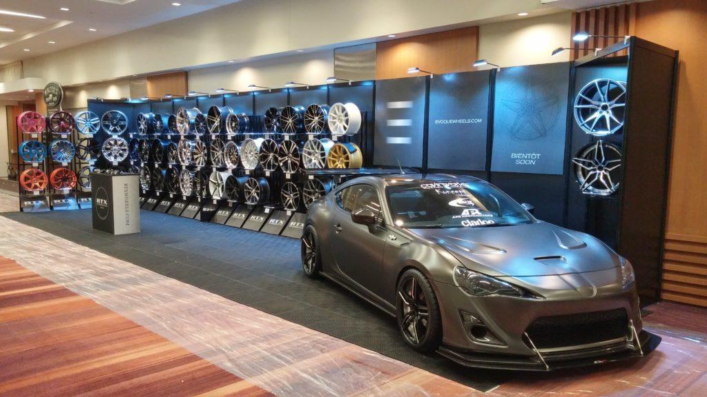 RTX Kiosque Salon de l'auto de Toronto