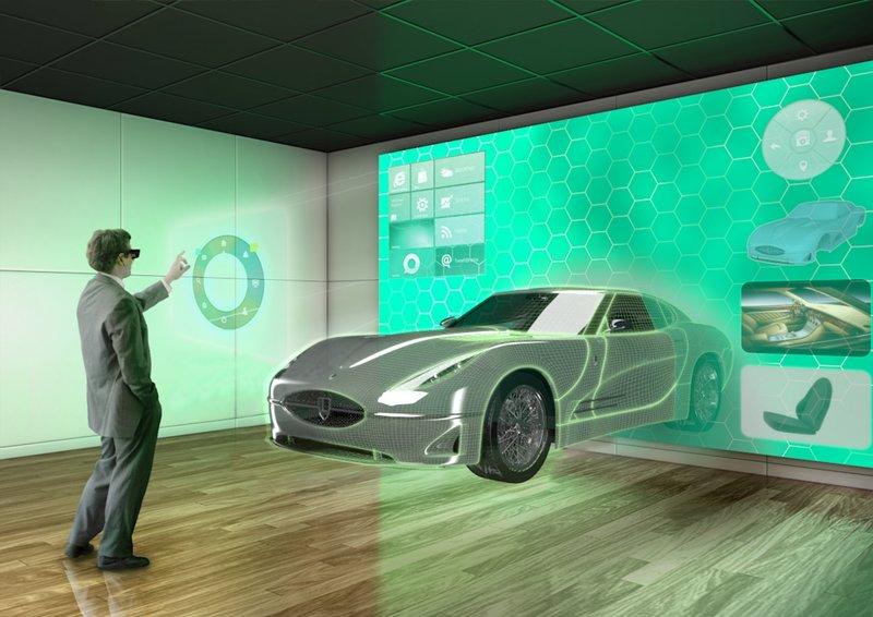 Concessionnaire automobile virtuelConcessionnaire automobile virtuel
