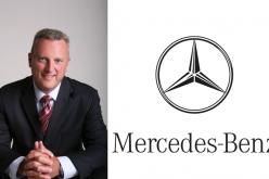La chaise musicale chez Mercedes-Benz: Gareth T. Joyce, nouveau président et directeur général de Mercedes-Benz Canada