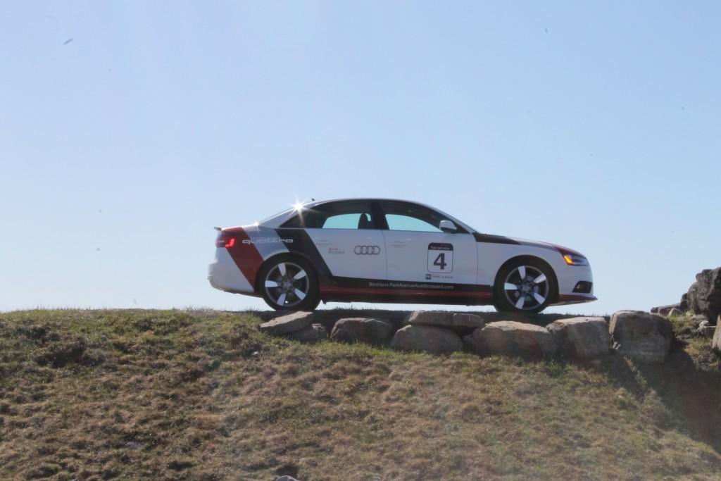 Groupe Park Avenue Audi A4