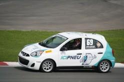 Groupe Touchette en Coupe Nissan Micra: Rejoindre ses clients