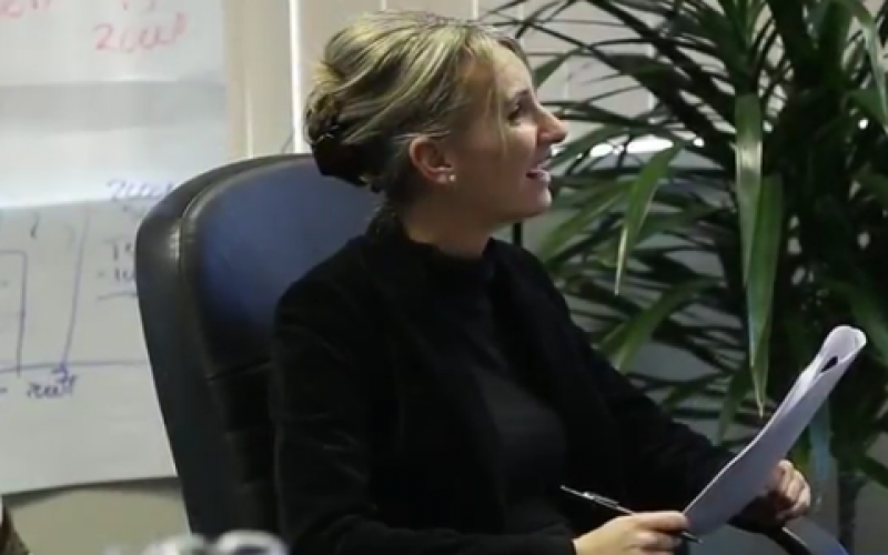Entrevue avec Nathalie Abdallah, directrice de la formation au Groupe financier LGM pour l'Est du Canada