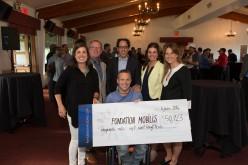 Plus de 50 000$ pour la Fondation Mobilis