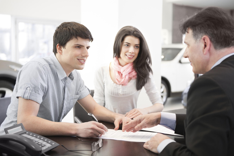 Client satisfait département de F&I et de son concessionnaire