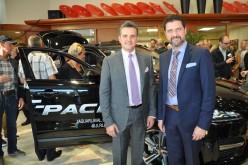 Lancement des F-PACE et XE de Jaguar
