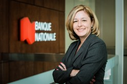 Nathalie Laforest: Directrice des ventes, Québec et Atlantique, pour la Banque Nationale