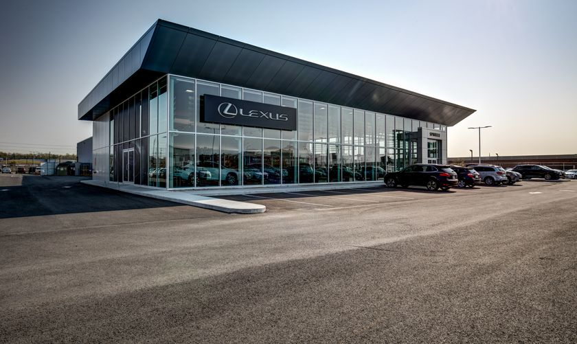 Spinelli Lexus Lachine