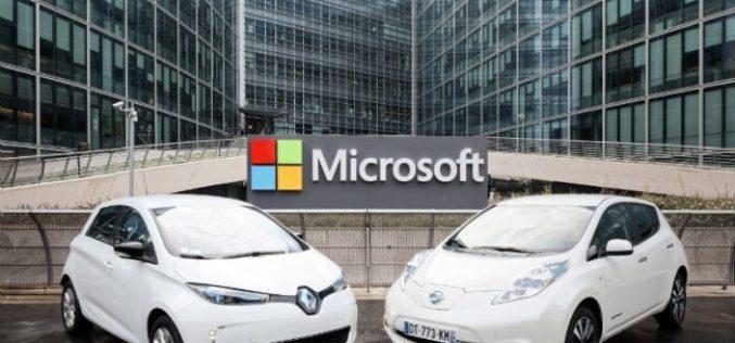 Le partenariat technologique Renault-Nissan s'attaque à la voiture connectée