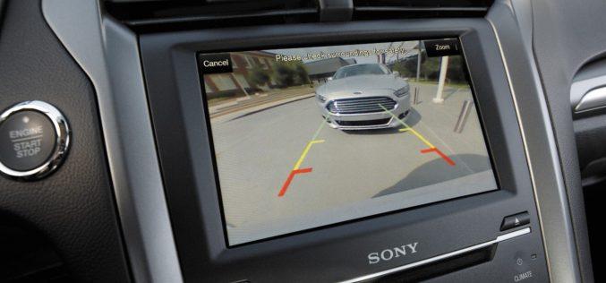 Une caméra de recul obligatoire pour chaque véhicule neuf dès 2018