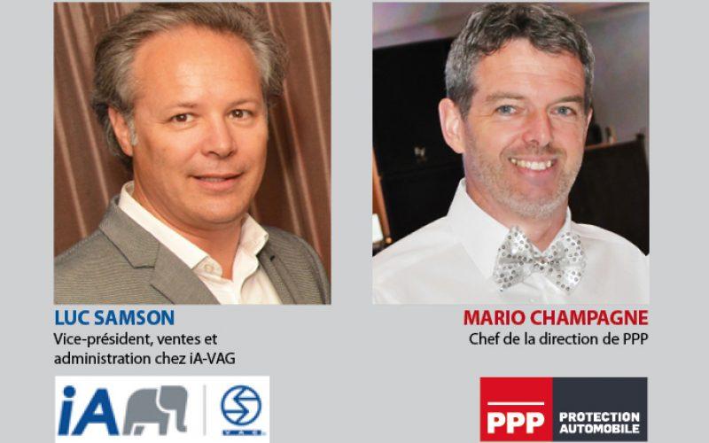 DERNIÈRE HEURE: iA-VAG sur le point d'acheter Groupe PPP